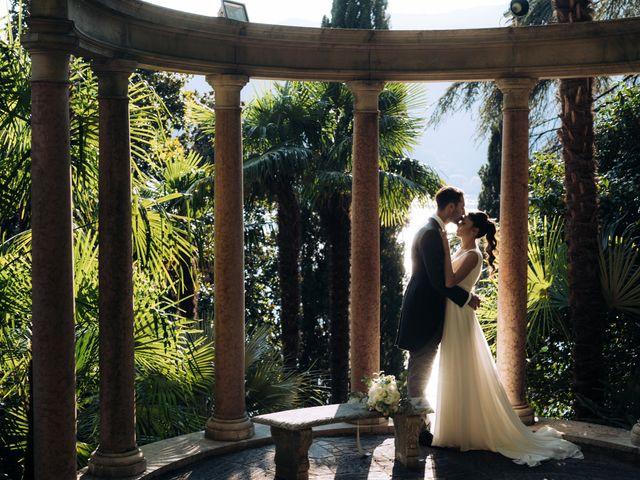 Il matrimonio di Thomas e Tahita a Balerna, Ticino 66