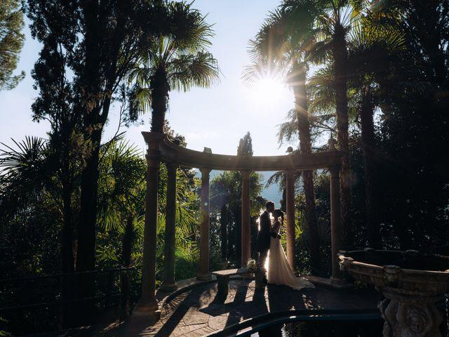 Il matrimonio di Thomas e Tahita a Balerna, Ticino 67
