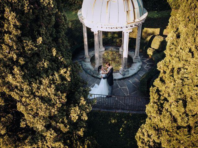 Il matrimonio di Thomas e Tahita a Balerna, Ticino 70