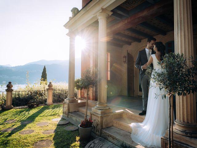Il matrimonio di Thomas e Tahita a Balerna, Ticino 74