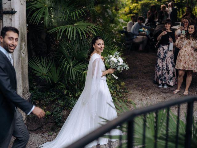 Il matrimonio di Thomas e Tahita a Balerna, Ticino 77