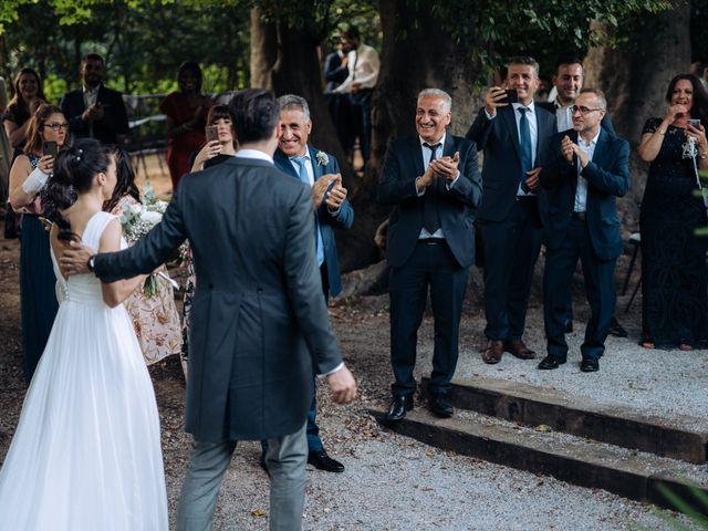Il matrimonio di Thomas e Tahita a Balerna, Ticino 78