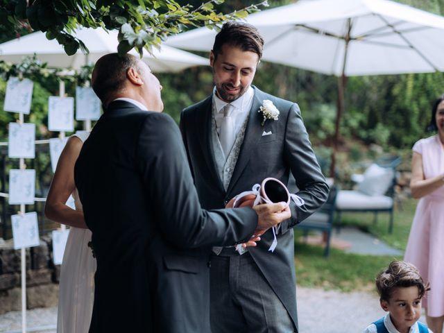 Il matrimonio di Thomas e Tahita a Balerna, Ticino 79