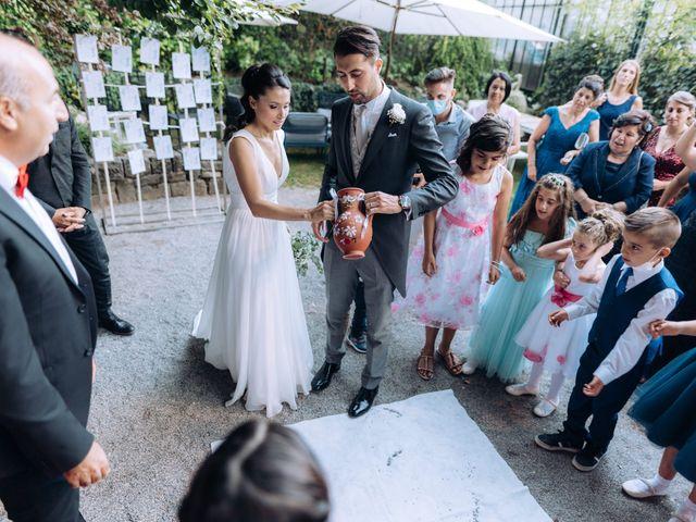 Il matrimonio di Thomas e Tahita a Balerna, Ticino 80