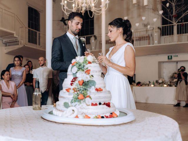 Il matrimonio di Thomas e Tahita a Balerna, Ticino 97