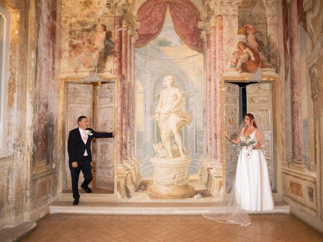 Le nozze di Chiara e Graziano