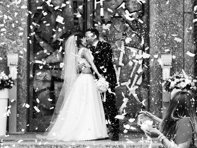 Il matrimonio di Alessandro e Ilaria a Milano, Milano 76