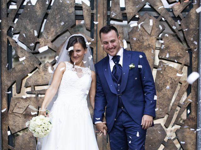 Il matrimonio di Alessandro e Ilaria a Milano, Milano 77