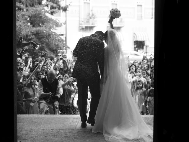 Il matrimonio di Alessandro e Ilaria a Milano, Milano 80