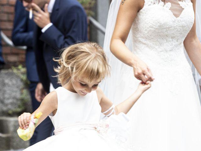 Il matrimonio di Alessandro e Ilaria a Milano, Milano 83