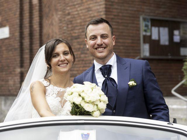 Il matrimonio di Alessandro e Ilaria a Milano, Milano 85
