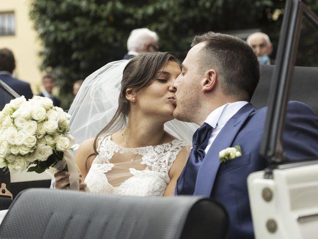 Il matrimonio di Alessandro e Ilaria a Milano, Milano 86