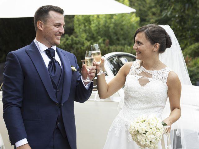 Il matrimonio di Alessandro e Ilaria a Milano, Milano 91