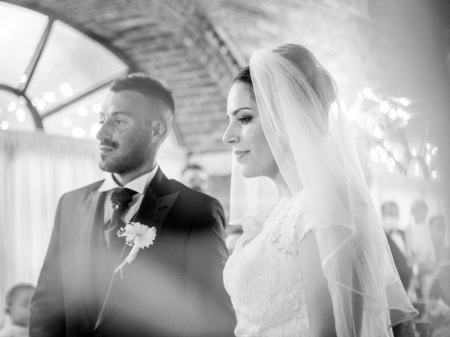 Il matrimonio di Diego e Paola a Martinengo, Bergamo 12