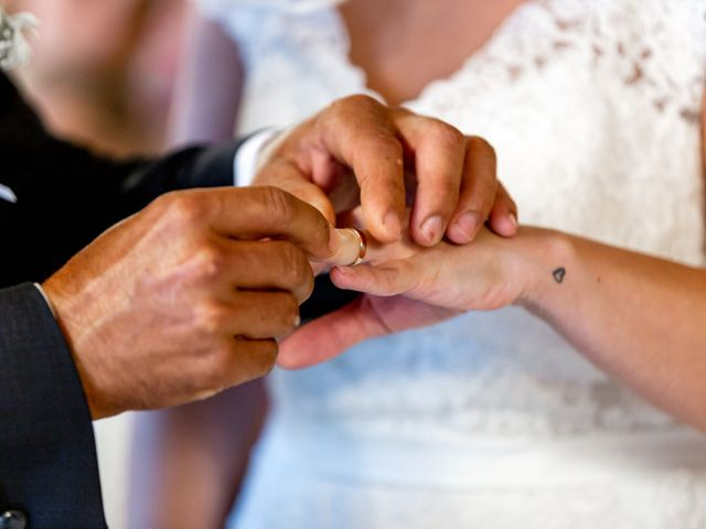 Il matrimonio di Diego e Paola a Martinengo, Bergamo 14