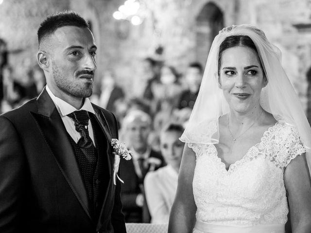 Il matrimonio di Diego e Paola a Martinengo, Bergamo 15