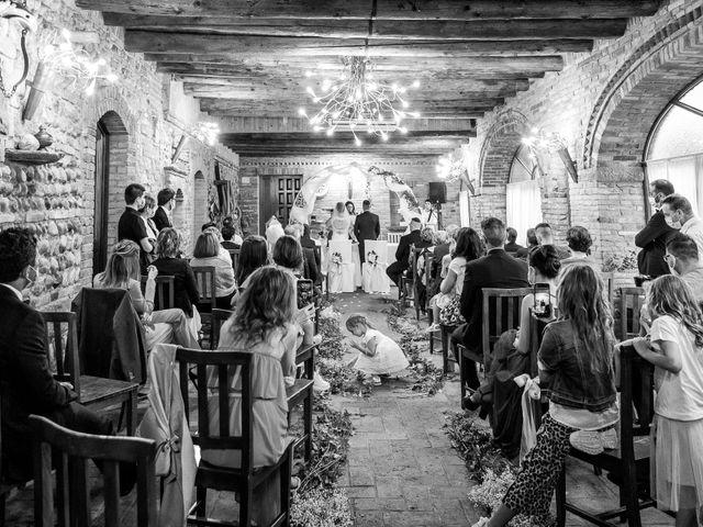 Il matrimonio di Diego e Paola a Martinengo, Bergamo 16