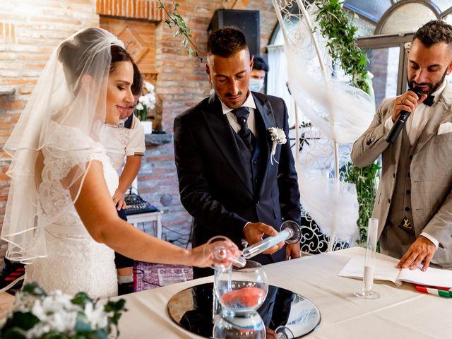 Il matrimonio di Diego e Paola a Martinengo, Bergamo 18