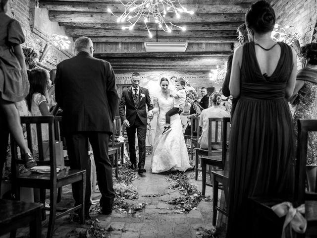 Il matrimonio di Diego e Paola a Martinengo, Bergamo 19