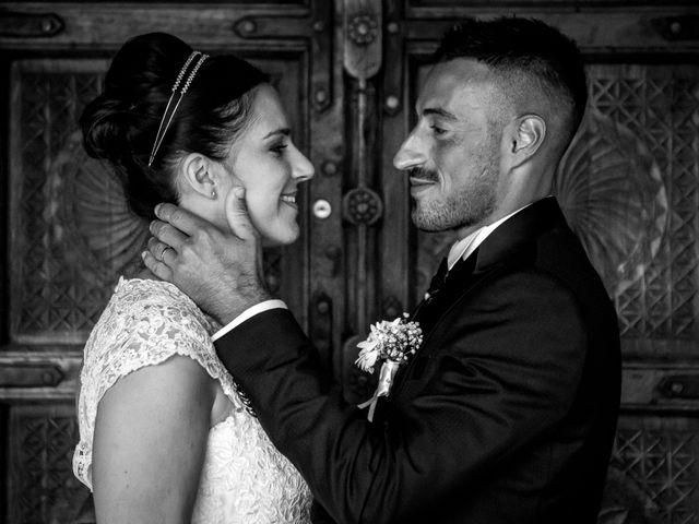 Il matrimonio di Diego e Paola a Martinengo, Bergamo 21