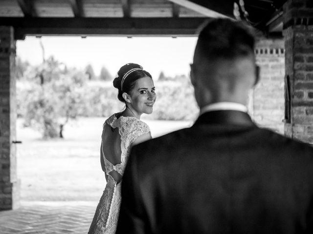 Il matrimonio di Diego e Paola a Martinengo, Bergamo 22