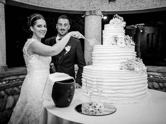Il matrimonio di Diego e Paola a Martinengo, Bergamo 23