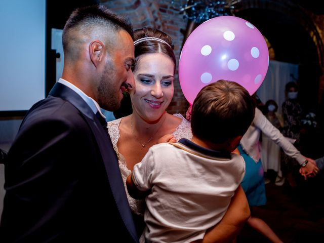 Il matrimonio di Diego e Paola a Martinengo, Bergamo 26