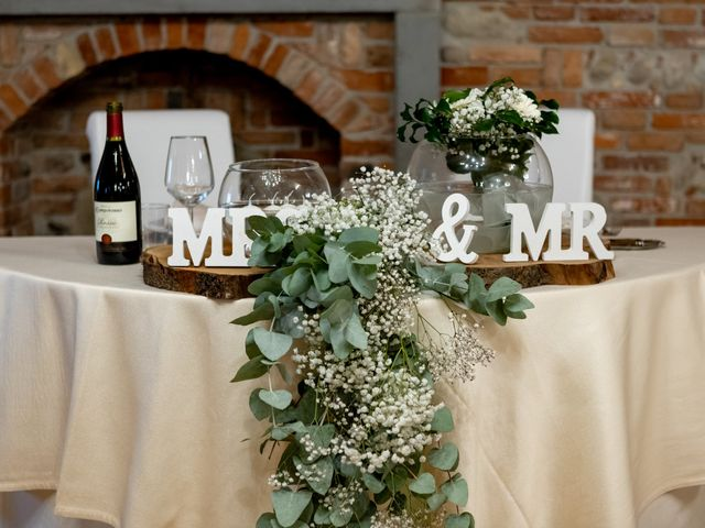 Il matrimonio di Diego e Paola a Martinengo, Bergamo 30