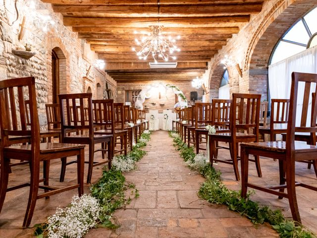 Il matrimonio di Diego e Paola a Martinengo, Bergamo 37