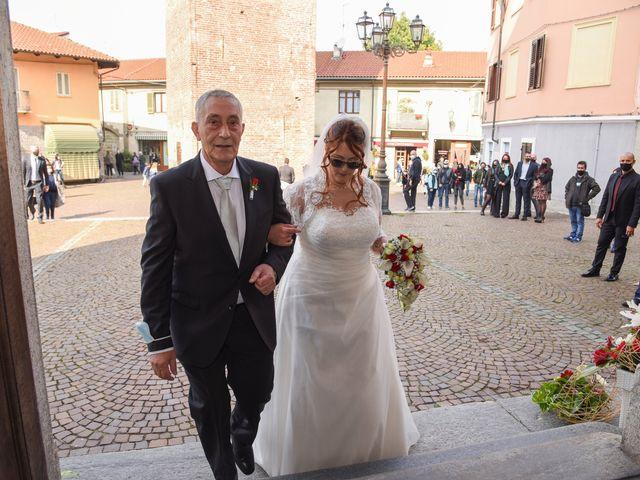 Il matrimonio di Alessio e Silvia a Beinasco, Torino 12