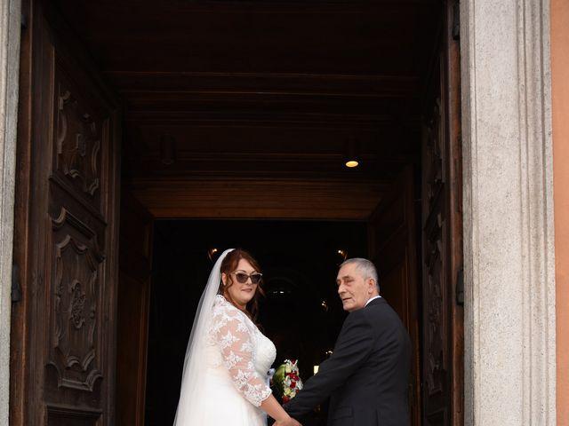 Il matrimonio di Alessio e Silvia a Beinasco, Torino 13