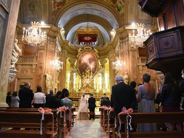 Il matrimonio di Alessio e Silvia a Beinasco, Torino 14