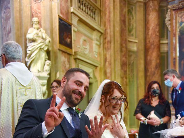 Il matrimonio di Alessio e Silvia a Beinasco, Torino 15