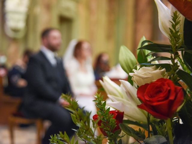 Il matrimonio di Alessio e Silvia a Beinasco, Torino 16