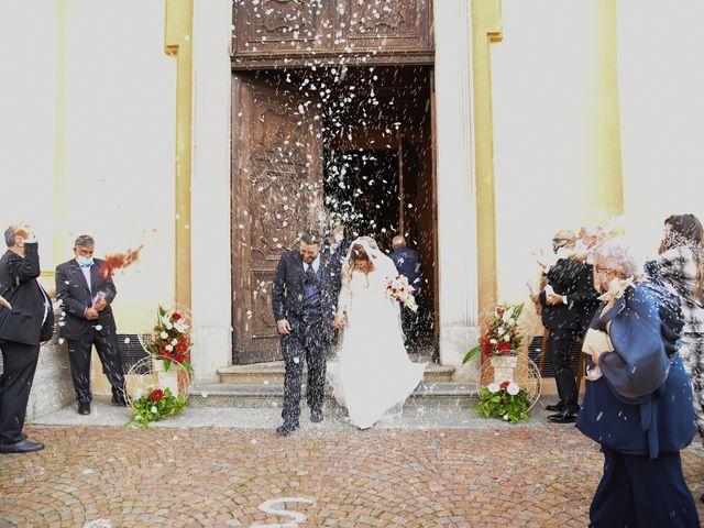 Il matrimonio di Alessio e Silvia a Beinasco, Torino 17
