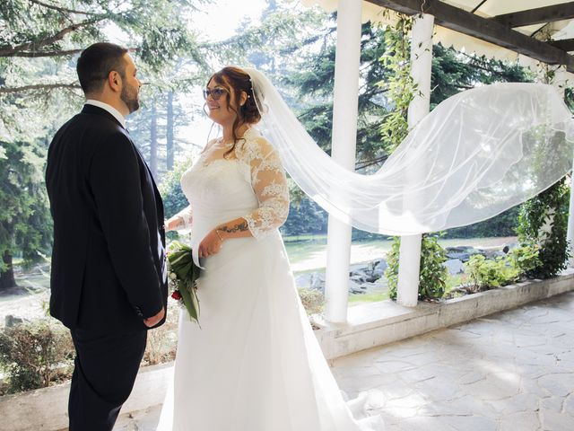 Il matrimonio di Alessio e Silvia a Beinasco, Torino 19