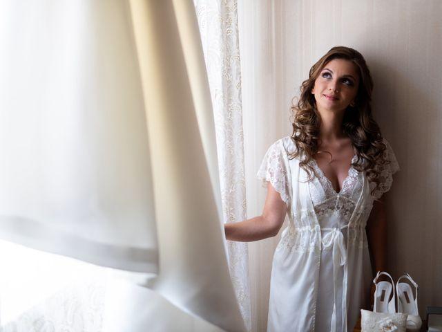 Il matrimonio di Manuel e Alessandra a Capaci, Palermo 1