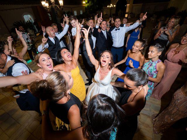 Il matrimonio di Manuel e Alessandra a Capaci, Palermo 14
