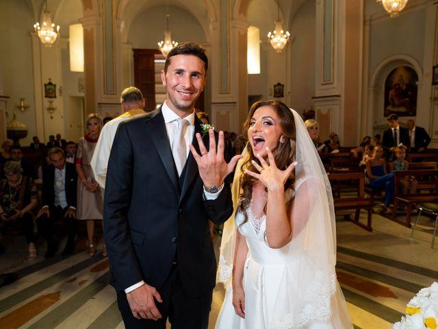 Il matrimonio di Manuel e Alessandra a Capaci, Palermo 38
