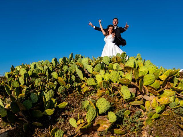 Il matrimonio di Manuel e Alessandra a Capaci, Palermo 42