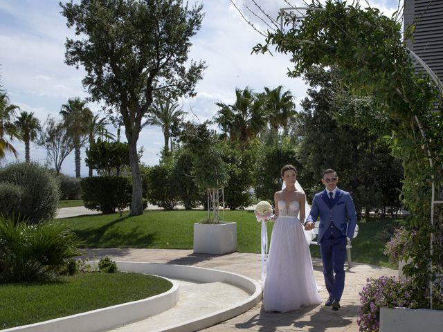 Il matrimonio di Lucia e Marco a San Severo, Foggia 12