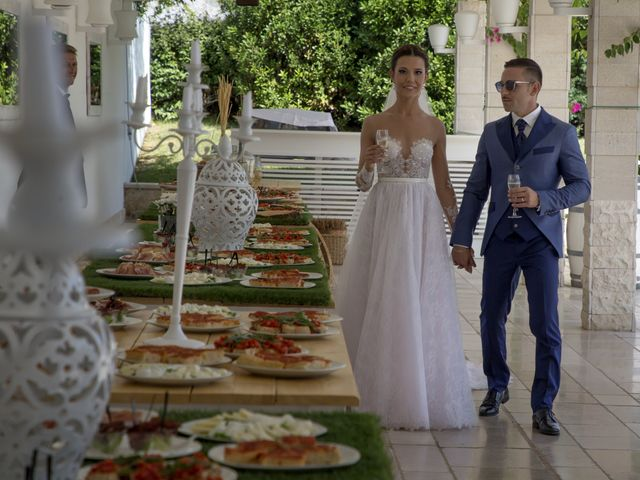 Il matrimonio di Lucia e Marco a San Severo, Foggia 14