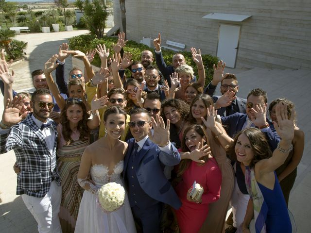 Il matrimonio di Lucia e Marco a San Severo, Foggia 15