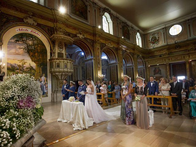 Il matrimonio di Lucia e Marco a San Severo, Foggia 31