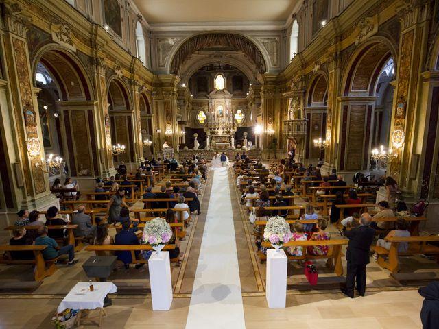 Il matrimonio di Lucia e Marco a San Severo, Foggia 32