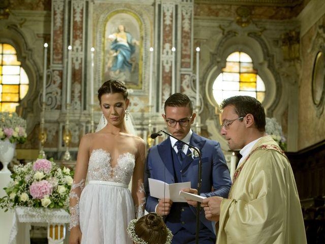 Il matrimonio di Lucia e Marco a San Severo, Foggia 34