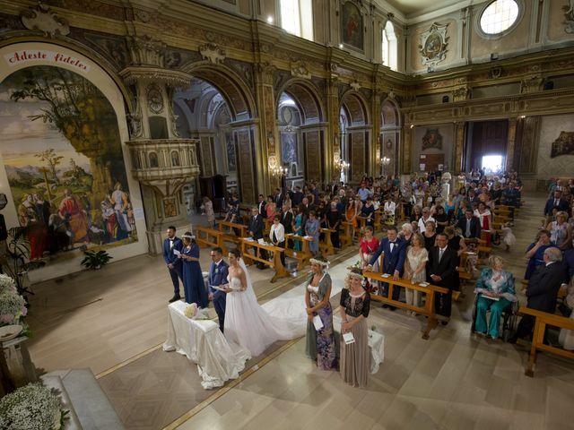 Il matrimonio di Lucia e Marco a San Severo, Foggia 35