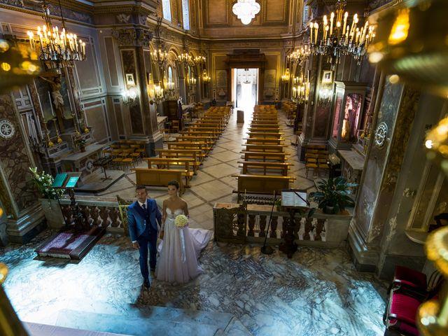 Il matrimonio di Lucia e Marco a San Severo, Foggia 37