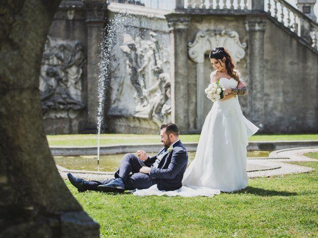 Il matrimonio di Marco e Elena a Varese, Varese 7
