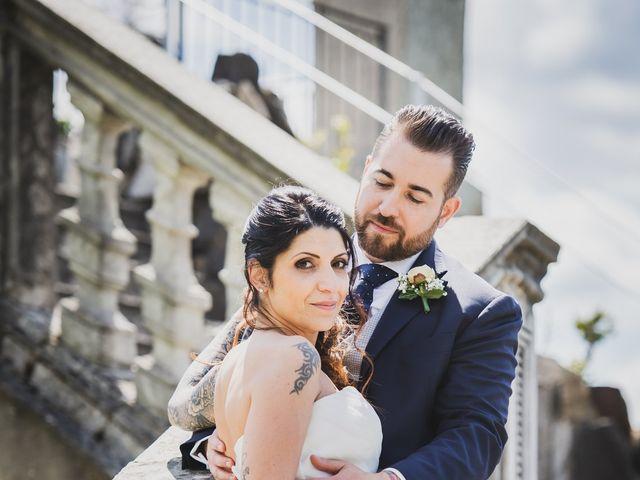 Il matrimonio di Marco e Elena a Varese, Varese 8